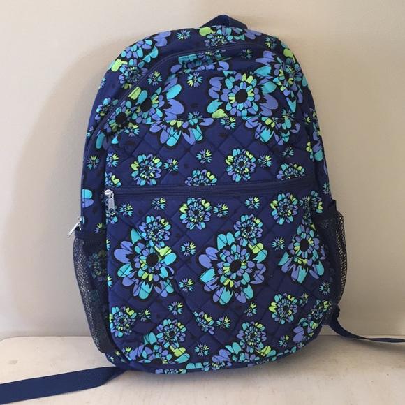 84b5bab3a61 danielle morgan Bags   Flower Backpack   Poshmark